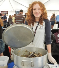 Diani Taylor of Taylor Shellfish Farms