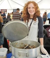 Diani Taylor of Taylor Shellfish Farms
