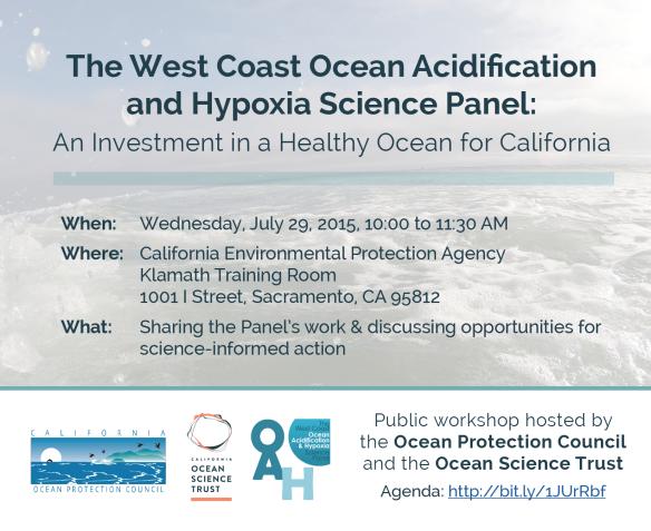 West Coast Ocean Acidificaitons